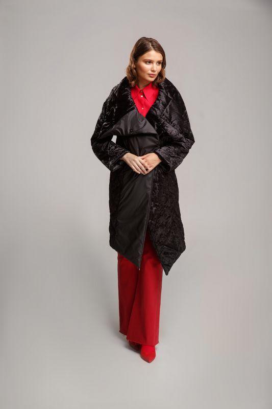 Пальто Alberto Bini Черный