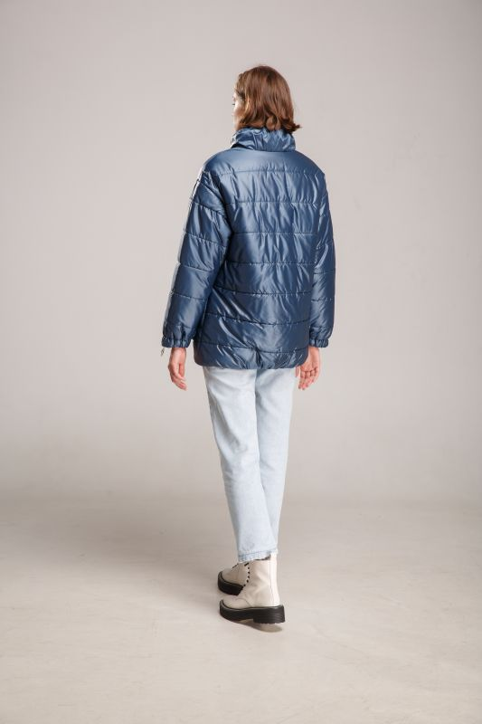 Куртка Alberto Bini Темно-синий