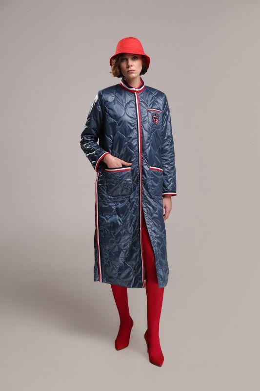 Пальто Alberto Bini Синий