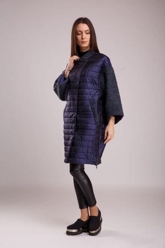 Пальто Alberto Bini Фиолетовый