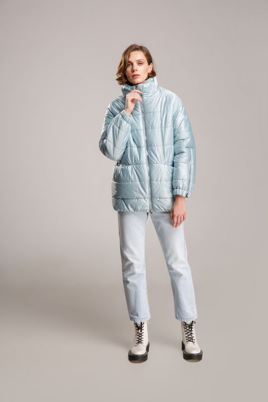 Куртка Alberto Bini Голубой