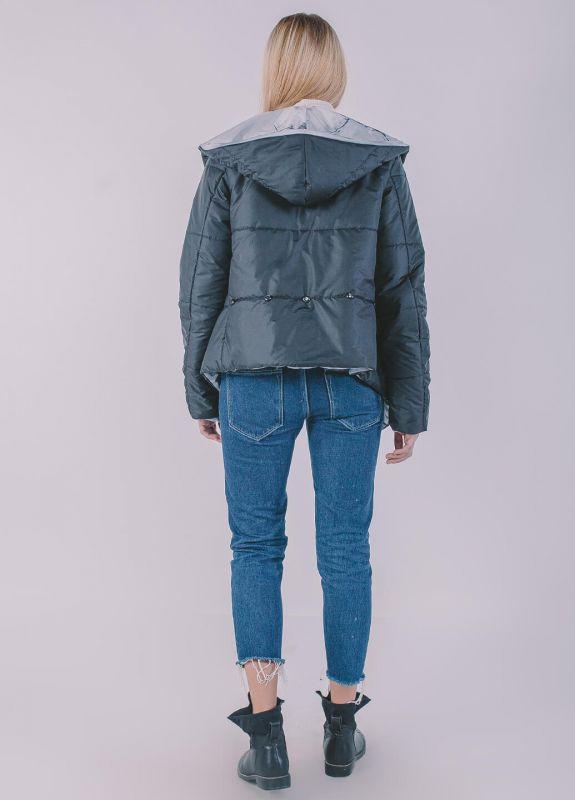Куртка Alberto Bini Черный с серым