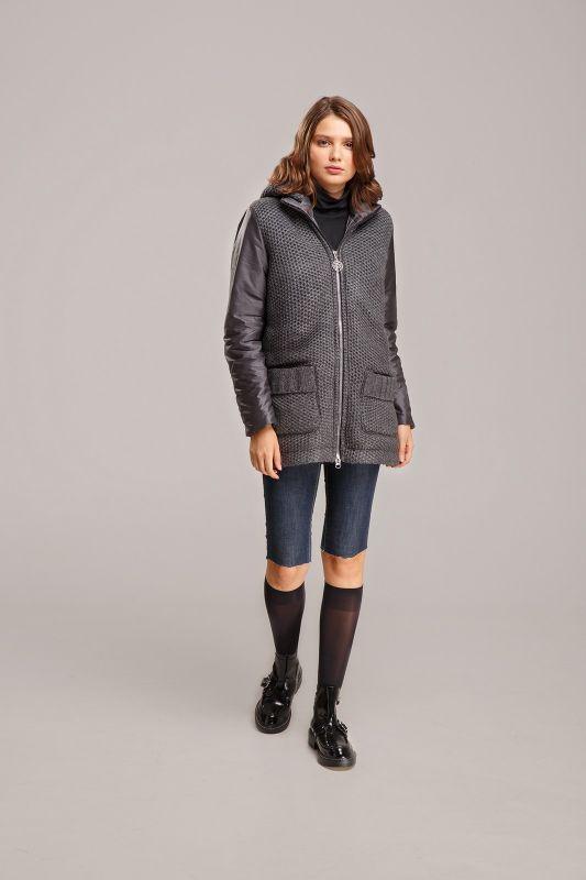 Куртка Alberto Bini Темно-серый