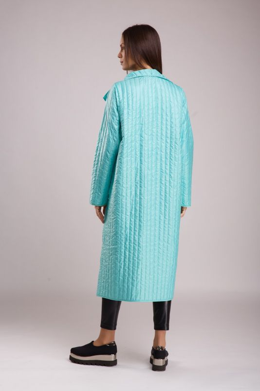 Пальто Alberto Bini Зеленый