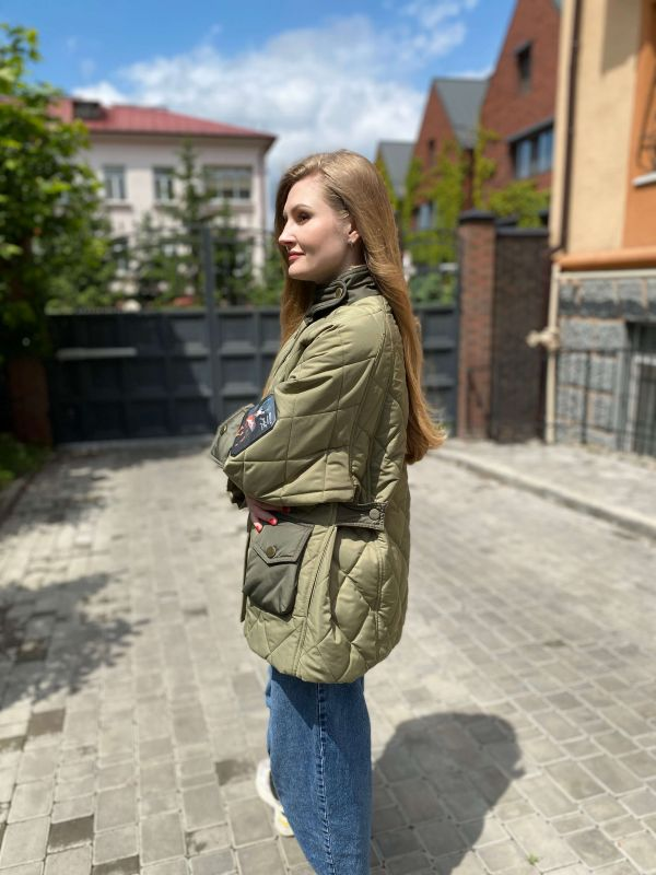 Куртка Alberto Bini Оливковый