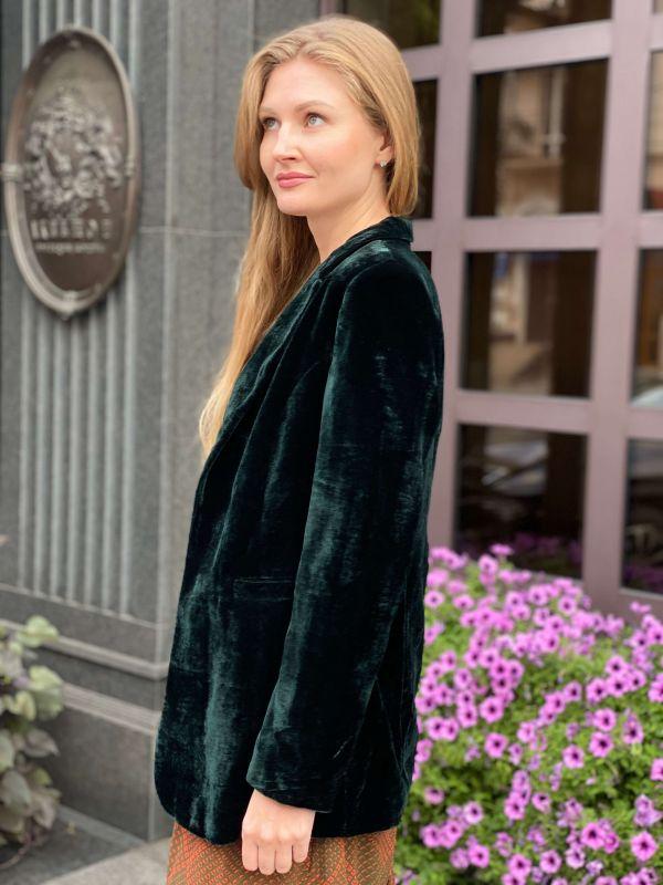 Платье Alberto Bini Зеленый